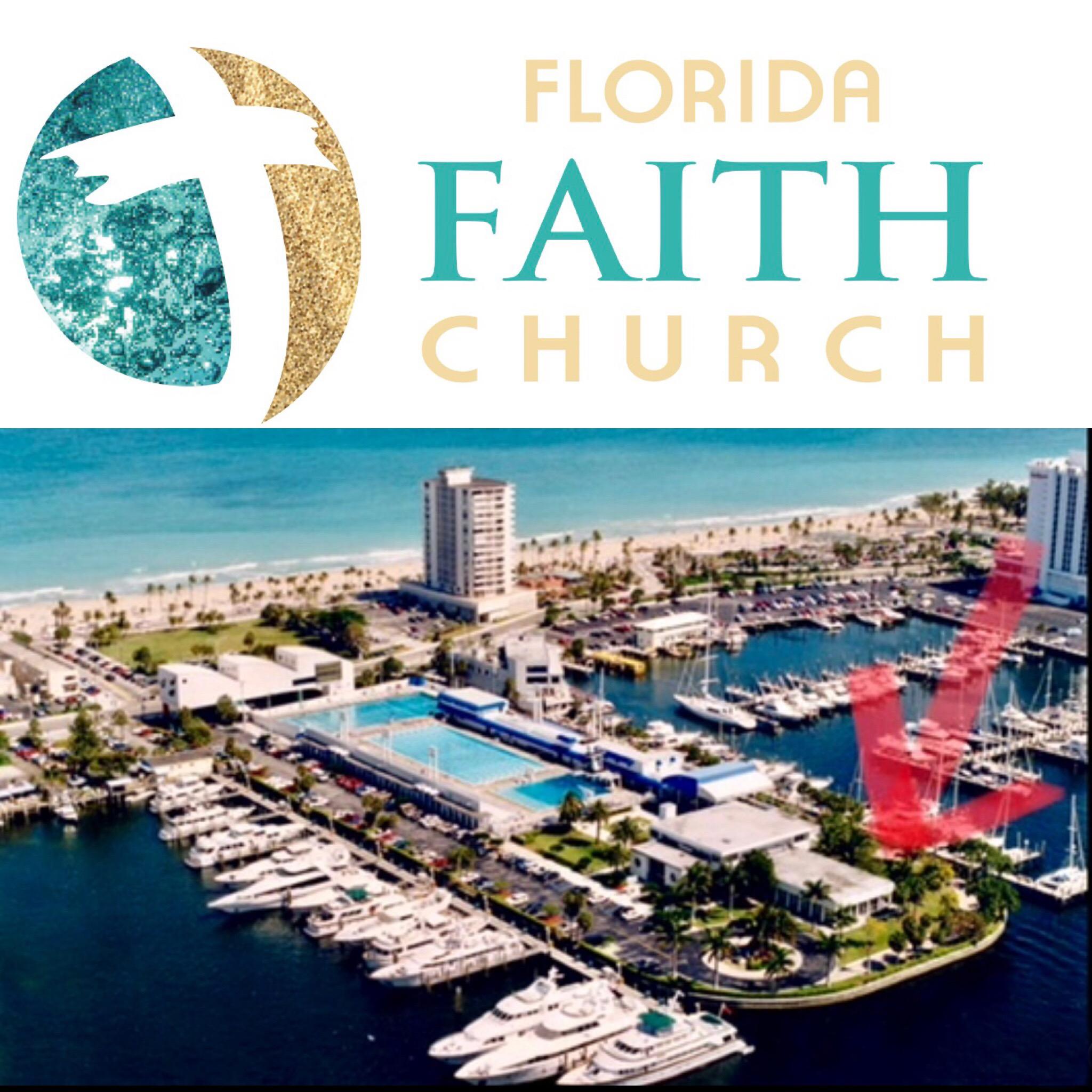 Florida Faith Church -- Fort Lauderdale Beach Worship Sundays, 10:15am